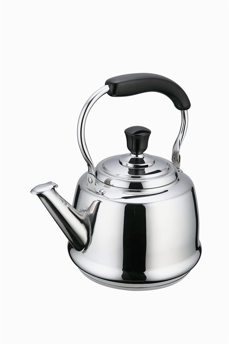 Kaffepanna i rostfritt stål 1,5 liter